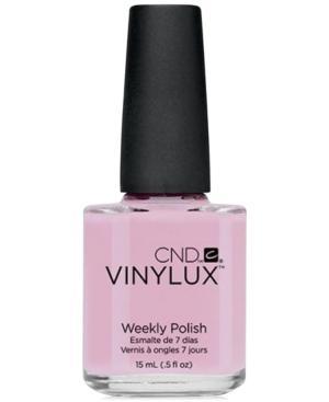 Creative Nail Design Vinylux Cake Pop Nail Polish