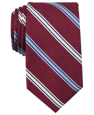 Nautica Men's Wenrich Stripe Silk Tie