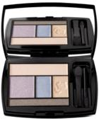 Lancome Color Design Eye Brightening All-in-one 5 Shadow & Liner Palette- Spring Color Collection