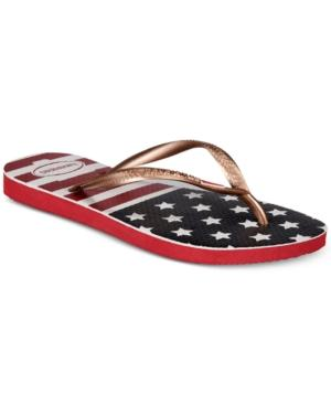 Havaianas Slim Usa Flip-flop Sandals Women's Shoes