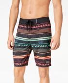 Maui And Sons Neon Wave Board Shorts