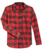 Jaywalker Men's Long-sleeve Plaid Shirt