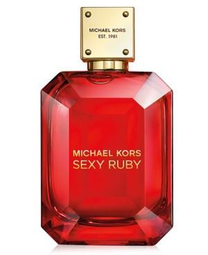 Michael Kors Sexy Ruby Eau De Parfum Spray, 3.4 Oz.