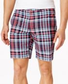 Club Room Plaid Shorts