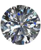 Gia Certified Diamond Round (1/2 Ct. T.w.)