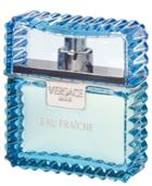 Versace Man Eau Fraiche Eau De Toilette Spray, 1.7 Oz