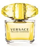 Versace Yellow Diamond Eau De Toilette Spray, 3 Oz.