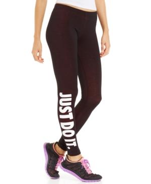 Nike Leg-a-see Jdi Leggings Women's Swimsuit