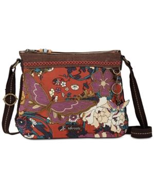 Sakroots Critter East/west Crossbody