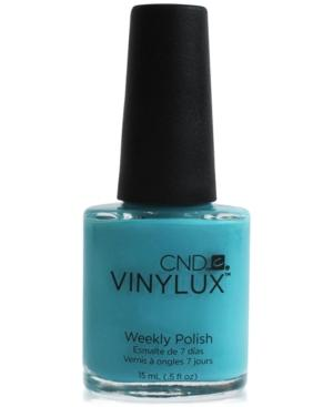 Creative Nail Design Vinylux Azure Wish Nail Polish