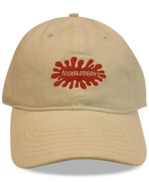 Concept One Nickelodeon Splat Logo Cotton Dad Cap