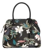 Kate Spade New York Cameron Street Botanical Maise Small Satchel