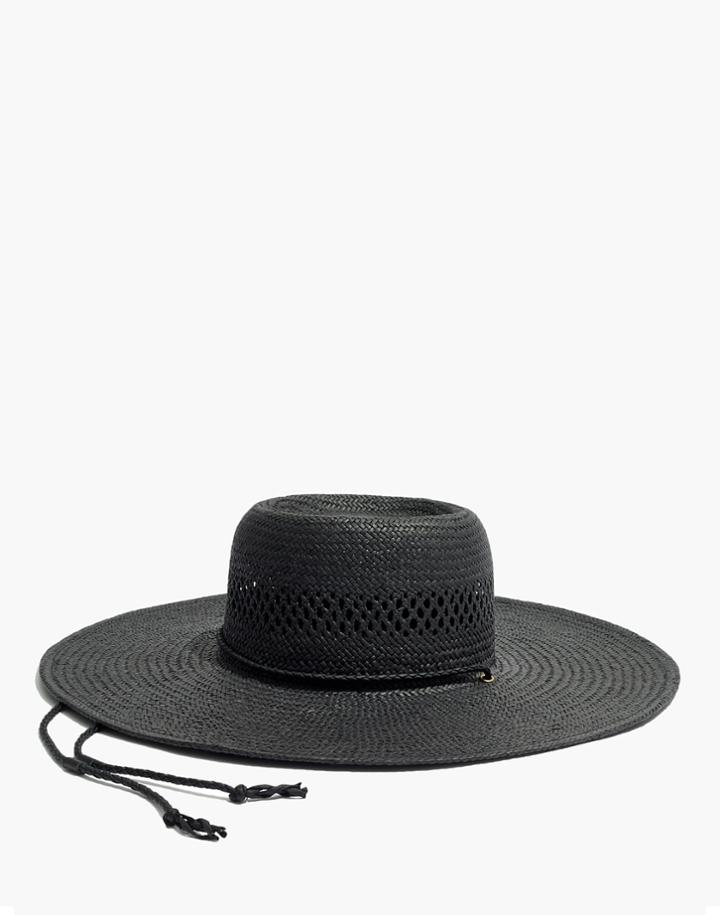 842d46a4183 Madewell Stampede-strap Straw Hat