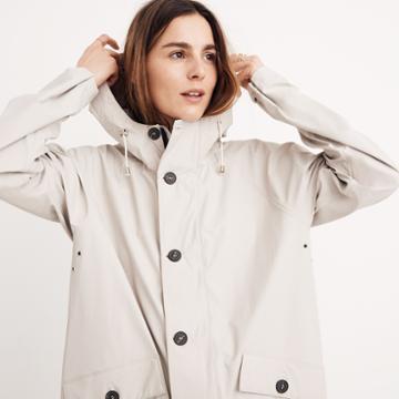 Madewell Stutterheim Stenhamra Rain Jacket