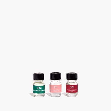 Madewell Bon Parfumeur™ Eau De Parfum Sample Set