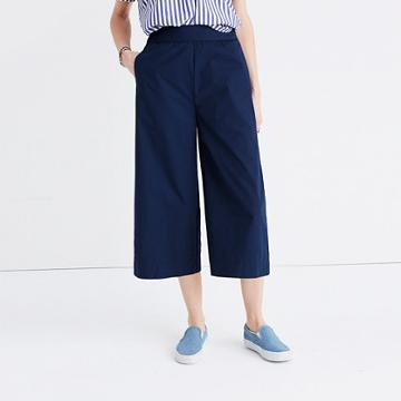 Madewell Mayfield Culotte Pants