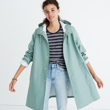 Madewell Stutterheim Mosebacke Raincoat