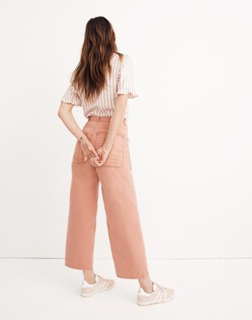 Madewell Madewell X As Ever Brancusi Pants