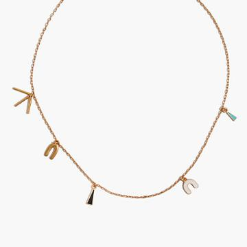 Madewell Symbol Charm Necklace