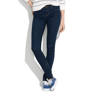 Madewell 8 Skinny Jeans In Madewell Rinse