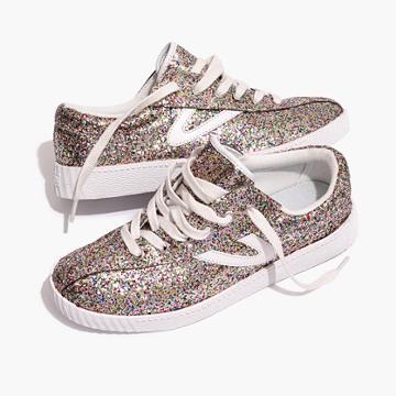 Madewell Madewell X Tretorn® Nylite Plus Sneakers In Glitter