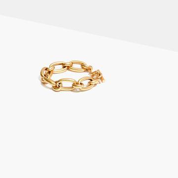 Madewell Chunky Chain Bracelet