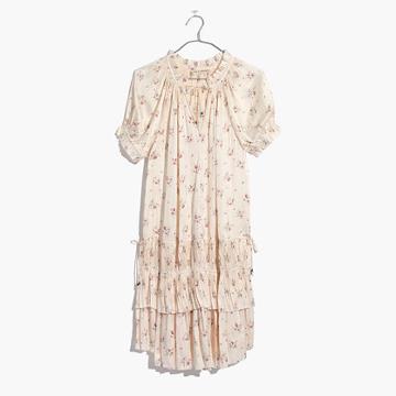 Madewell Ulla Johnson™ Floral Nora Mini Dress