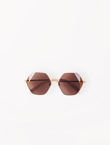 Maje Seventies Acetate Sunglasses