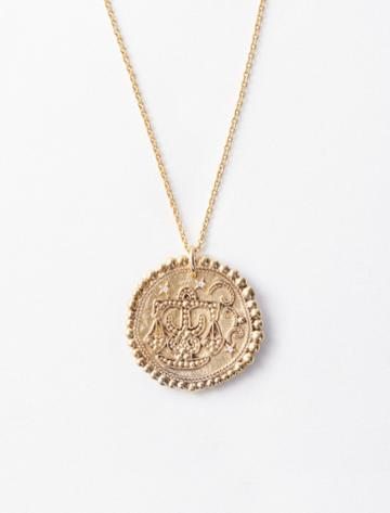 Maje Balance Astrological Necklace