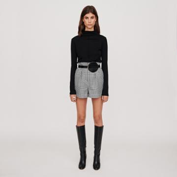 Maje Wool Jersey Sweater