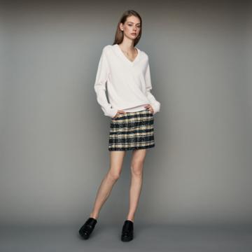 Maje Oversized Wool-cashmere Sweater