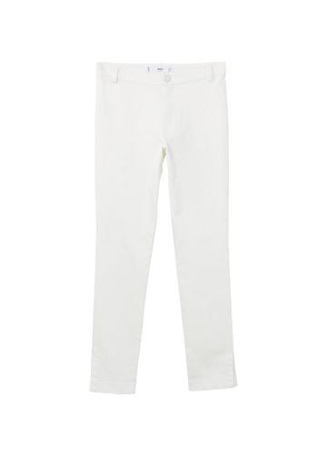 Mango Mango Slim-fit Stretch Trousers