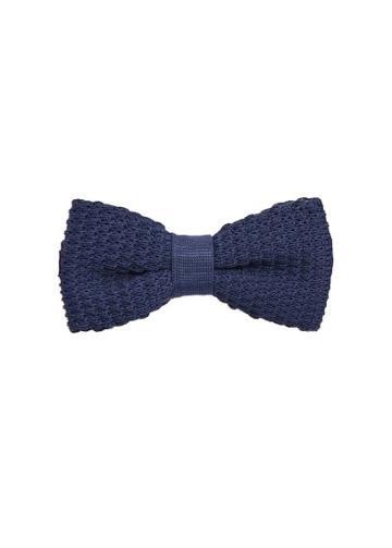 Mango Man Mango Man Knit Cotton Bow Tie