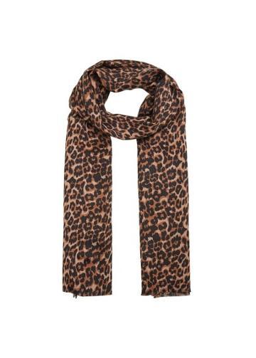 Violeta By Mango Violeta By Mango Leopard Scarf