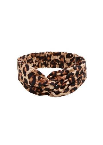 Mango Mango Leopard Hairband