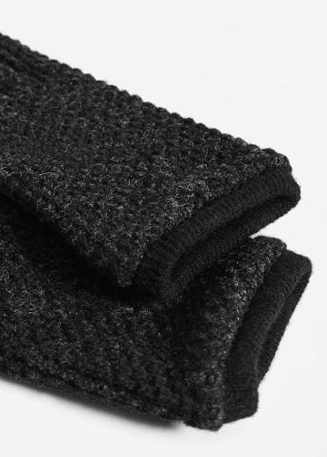 Mango Mango Combined Knitted Glove