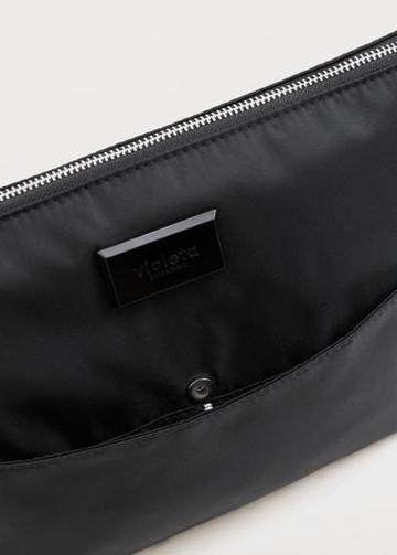 Violeta By Mango Violeta By Mango Pocket Cosmetic Bag