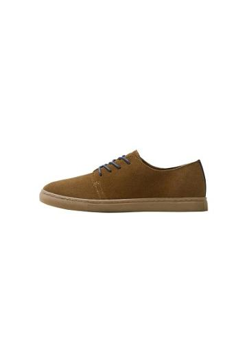 Mango Man Mango Man Suede Sport Shoes