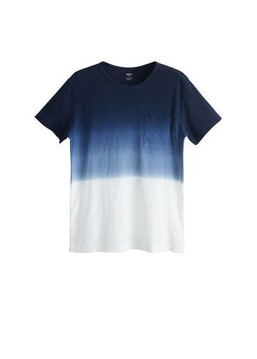 Mango Man Mango Man Pocket Tie-dye T-shirt