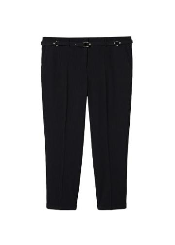 Violeta By Mango Violeta By Mango Belt Suit Trousers