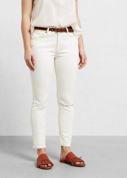 Violeta By Mango Violeta By Mango Slim-fit Push Up Mariah Jeans