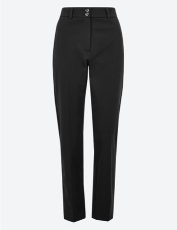 Marks & Spencer Ankle Grazer Trousers Navy