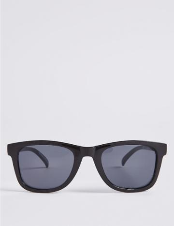 Marks & Spencer D Frame Sunglasses Black