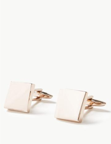 Marks & Spencer Square Cufflinks