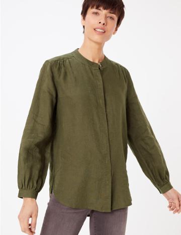 Marks & Spencer Pure Linen Shirt