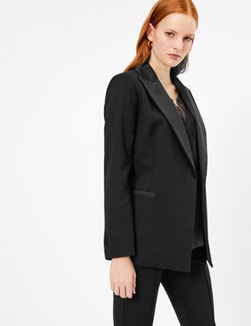 Marks & Spencer Tailored Tuxedo Blazer