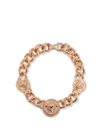 Versace - Medusa Chain Bracelet - Womens - Gold
