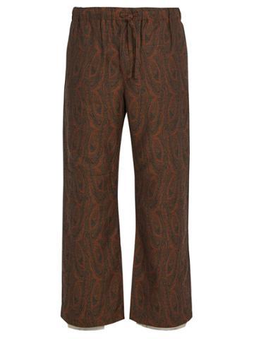 Needles Paisley Trousers
