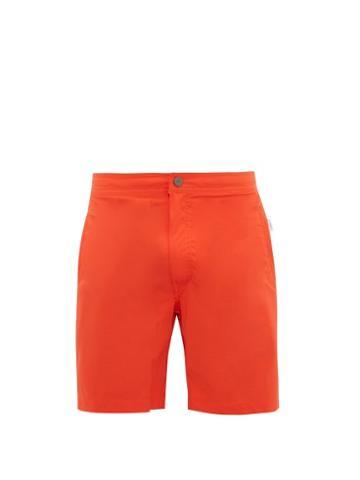 Matchesfashion.com Onia - Calder Swim Shorts - Mens - Red