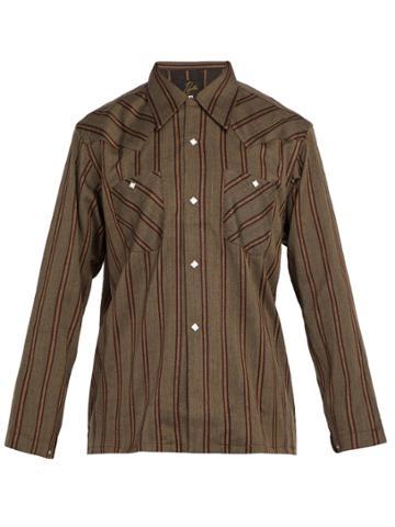 Needles Striped Shirt